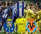 UEFA Champions League-Halbfinale 2010-11, Porto - Villarreal