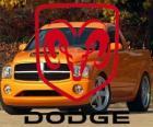Dodge Logo, amerikanische Automobilmarke
