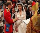 British Royal Wedding zwischen Prinz William und Kate Middleton, wenn ich will