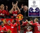 Manchester United qualifizierte sich für das Finale der UEFA Champions League 2010-11