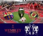 Champions League Final 2010-11, FC Barcelona gegen Manchester United