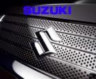 Suzuki-Logo, Auto-Marke aus Japan