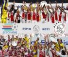 AFC Ajax Amsterdam, Champions League Niederlande - Eredivisie - 2010-11