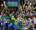 FC Porto, Champion der UEFA Europa League 2010-2011