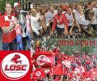 LOSC Lille, Meister der Fußball-Bundesliga Französisch, Ligue 1 2010-2011