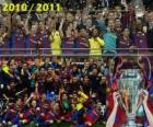 FC Barcelona, Meister der UEFA Champions League 2010-2011