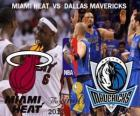 NBA Finalserien 2011 - Miami Heat vs Dallas Mavericks
