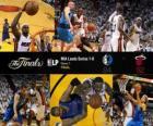 NBA Finals 2011, 1. Spieltag, Dallas Mavericks 84 - Miami Heat 92