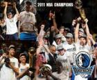 Dallas Mavericks NBA Meister 2011