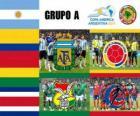 Gruppe A, Argentinien 2011