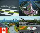Circuit Gilles Villeneuve - Kanada -