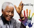Internationaler Tag der Nelson Mandela, 18 Juli