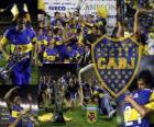 Boca Juniors, Meister für den Turnier Apertura 2011, Argentinien