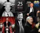 2011 FIFA Presidential Award von Alex Ferguson