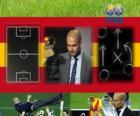 Trainer des Jahres FIFA 2011 für Männer Fußball Sieger Pep Guardiola