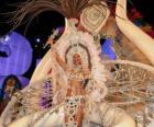 Die Königin des Karnevals