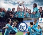 FC Zenit St. Petersburg, meister der russischen Fußballliga, Premjer-Liga 2011-2012