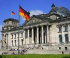 Der Reichstag, Frankfurt am Main, Deutschland