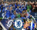Chelsea FC, der 2011-2012 UEFA Championsleague champion