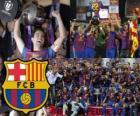 FC Barcelona meister Copa del Rey 2011-2012