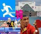 Tischtennis - London 2012-