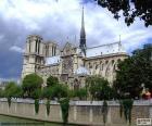 Kathedrale Notre-Dame, Paris, Frankreich