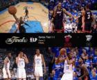 NBA Finals 2012, Spiel 2, Miami Heat 100 - Oklahoma City Thunder 96