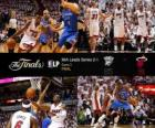 NBA Finals 2012, 3. Spiel, Oklahoma City Thunder 85 - Miami Heat 91