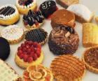 Verschiedene Kuchen