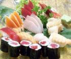 Japanische Küche, Sushi