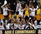 Corinthians / Timão, Copa Libertadores 2012 Meister