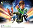 Ben 10 Ultimate Alien Cosmic Zerstörung