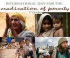 17. Oktober Internationaler Tag für die Beseitigung der Armut