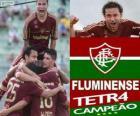 Fluminense Football Club Champion der 2012 brasilianischen Meisterschaft