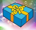 Weihnachts-Geschenk-box