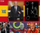 Trainer des Jahres FIFA 2012 für Männerfussball Vicente del Bosque