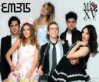 EME 15 ist ein mexikanisch-argentinischer Latin-pop-band