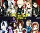 Versailles, japanische Band (2007-2012)