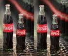 Original Coca Cola-Flaschen