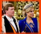 Willem-Alexander und Máxima neue Könige von Holland (2013)