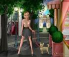 Oh My Dollz, Spaziergang mit dem Hund