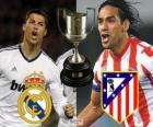 Final Cup des Königs 2012-13, Real Madrid - Atletico Madrid