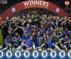 Chelsea FC, meister UEFA Europa League 2012-2013