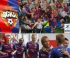 ZSKA Moskau, meister der russischen Fußballliga, Premjer-Liga 2012-2013