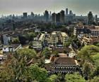 Bombay und Mumbai, Indien