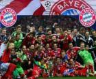FC Bayern München, Meister der UEFA Champions League 2012–13