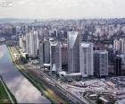 Sao Paulo, Brasilien