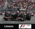 Nico Hülkenberg - Sauber - Circuit Gilles Villeneuve Montreal, 2013