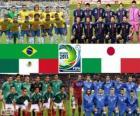 Gruppe A, FIFA-Konföderationen-Pokal 2013