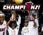 Miami Heat 2013 NBA Meister